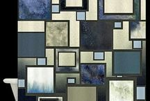 Shower Curtains for Men / Decorating with men in mind - Shower Curtains that are masculine and gorgeous.