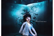 Kids Photography Photoshop Templates