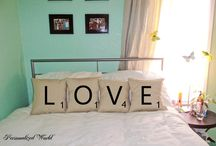 Home Love / by Tiffanie Angel