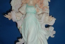 Roman Seraphim Angels (collectible) / by Karen Lorenz