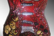 guitar metalis