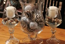 Winter decor / by Pat Ahrens