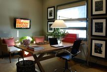 Home office / by Kerri Brewer