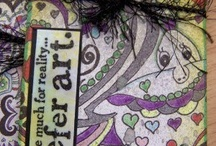 Artist Trading Cards (ATC) / by Lisa Mansell