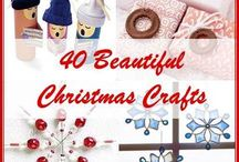 CHRISTMAS CRAFTS / by Roberta Anderson