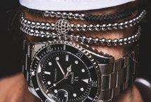 Watches w/ bracelets