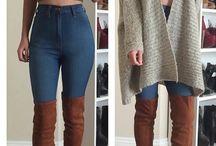 Fashion : Earthy /Natural