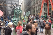 Occupy Wall Street - 6 month anniversary / by Al Jazeera's The Stream
