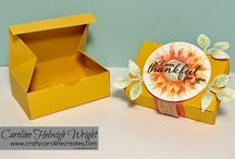 Painted Harvest Stamp Set Stampin' Up!