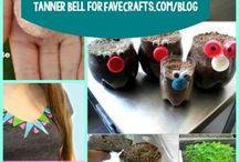 Summer crafts