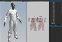 Clothes Marvelous and Zbrush