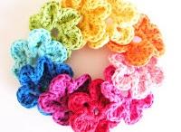 Hook and yarn / by Gina Paxton