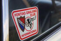 Pontiac Oakland Club Memberships