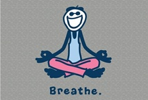 for the mind and body / my new passion is some yoga and meditation, just started this week / by Mary Lindsay-DeAngelis