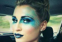 Performance makeup inspo