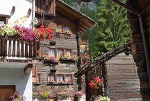 Sveitsi / Kuvia ihanasta Alppien maasta.