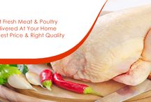 Meat & Poultry / Fresh & hygenically packed meat & poultry available only at gandhibagh.com with free delivery at your doorsteps.....