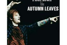 ~Ed Sheeran~