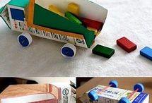 Joguines reciclades