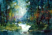 Water Color Paintings / by Mammy Simkins