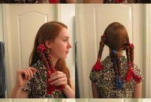 Saç şekilleri