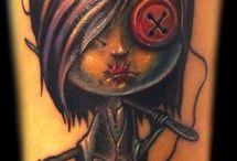 vodoo tattoo