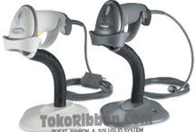 Barcode Scanner Motorola Symbol / by Toko Ribbon