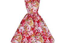 Retro dress / retro saty, znacka Lindy Bop, v nasom eshopiku ;)