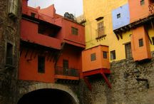 """Guanajuato  / Know some of the baeutiful town of Guanajuato """"Cuna de la independencia de México"""""""