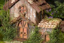 Domečky pro skřítky (Houses for elves)