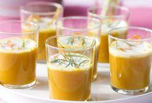 Soepjes / Recepten voor soepen