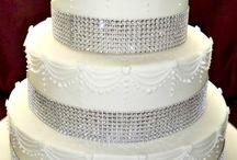 svatební dorty inspirace / cake - dorty na svatbu