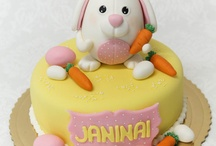 Easter Cakes, Cupcakes and Cookies / Easter cakes, easter, cakes, Easter Themed Cakes