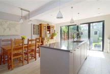 House Extensions Ideas / by Beckie Clark