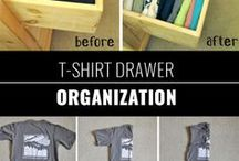 Drawer Organizing