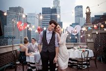 Rooftop Wedding Ideas