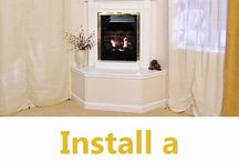 Winterproof Your Home / Save money and stay warm with these simple ways to keep the cold out / by Ron Hazelton