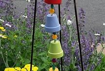 Kids-Outdoor Crafts / by Stephanie Johnson Carrington