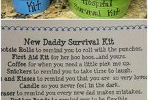 Dad survival kit