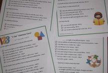 Assessment / checklists