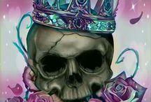 Crâne Et mort