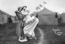 Vintage Circus and Magicians! / by Linda Shaw
