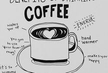 coffee / by Brittany Seabaugh