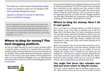 Income Blogging / by Toni Harvey