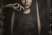 Horror Photography / Spooky, witch craft inspiration for photo shoot project