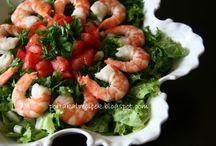 Deniz ürünü yemekleri