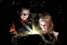 Magic in Christmas / There's magic in the air - you can see it in the children's eyes.
