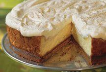 Cheesecake!  YUM!