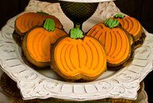 Fall/Halloween/Thanksgiving / by Jennifer Seamans