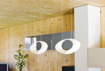 Acabados interiores / Interiores y techos de madera para su proyecto. Desde las paredes hasta el techo con sus vigas de madera, cortamos y trabajamos la madera según sus necesidades.